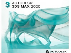 Autodesk 3ds Max 2020 Commercial New