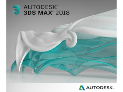 Autodesk 3ds Max 2018 Commercial New