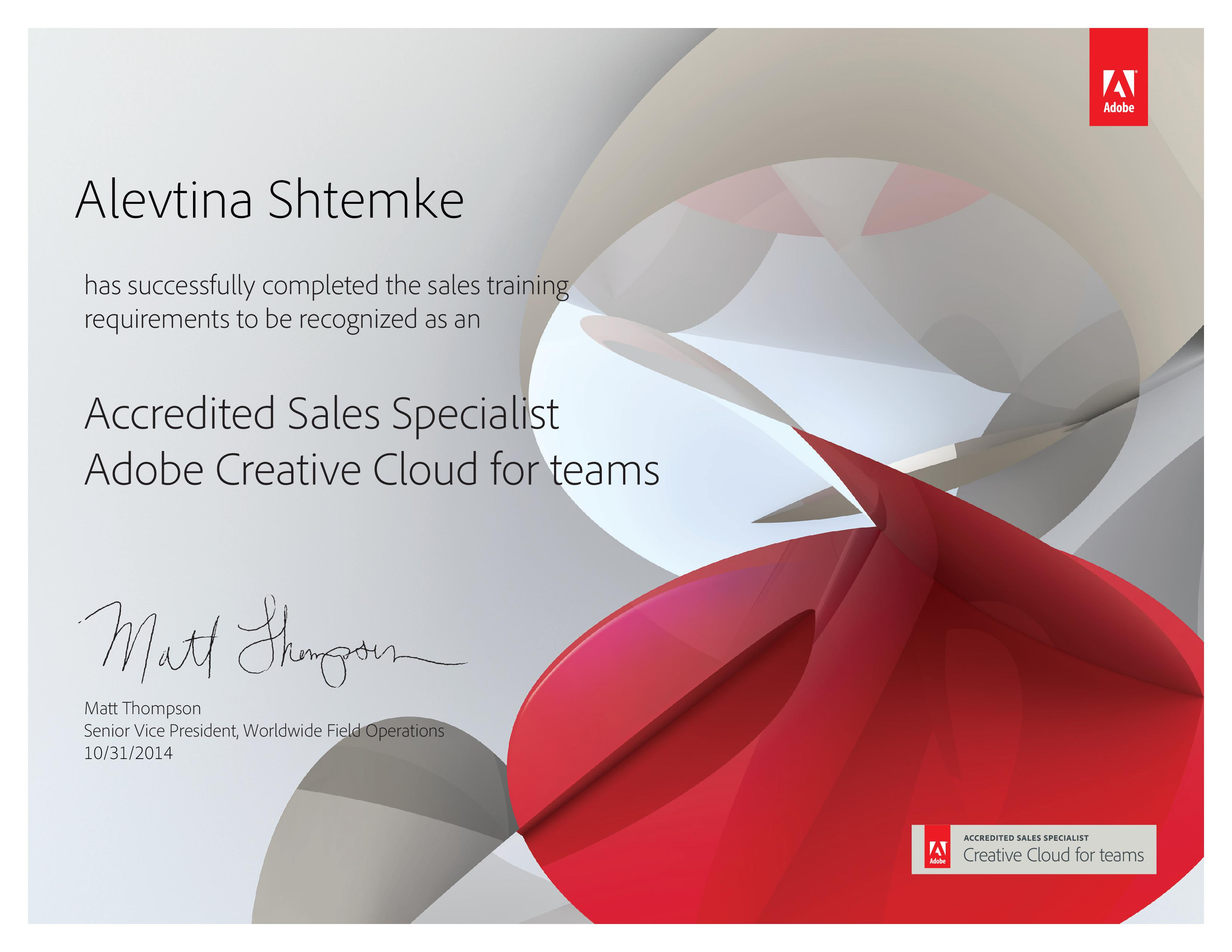 Creative Cloud