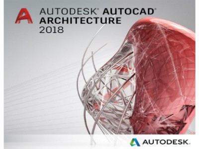 Autodesk AutoCAD Architecture 2018 Commercial New